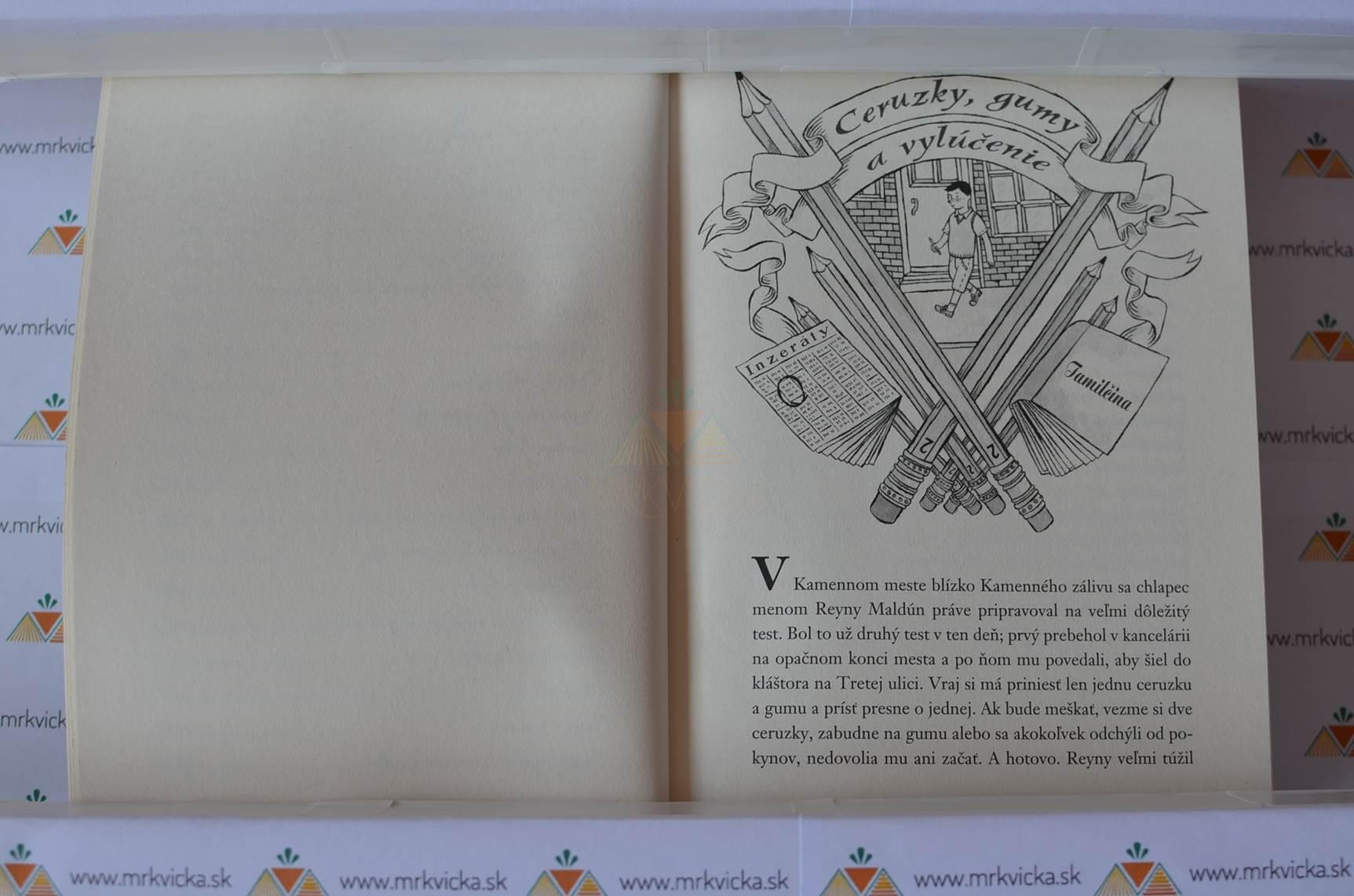 Benediktova Taj. Spol. 1 - Benediktova tajomná spoločnosť