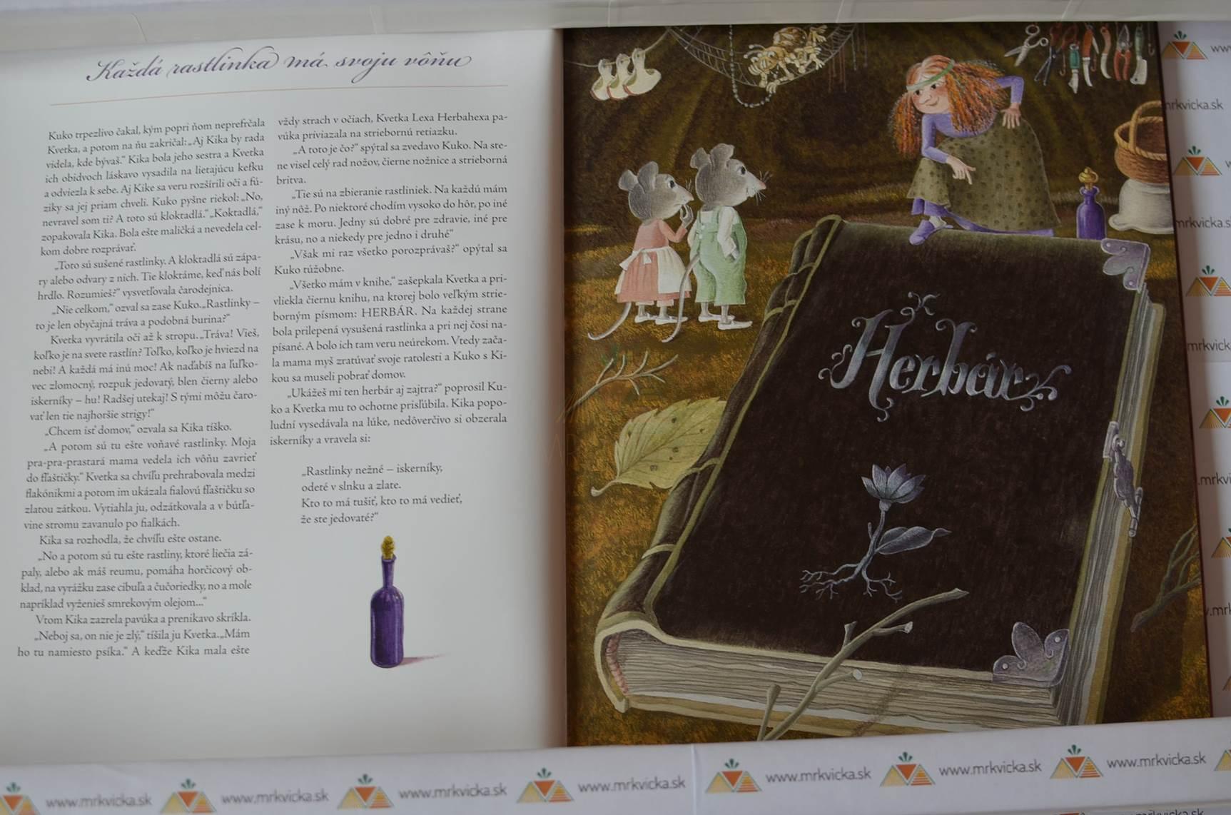 Bylinky malej čarodejnice