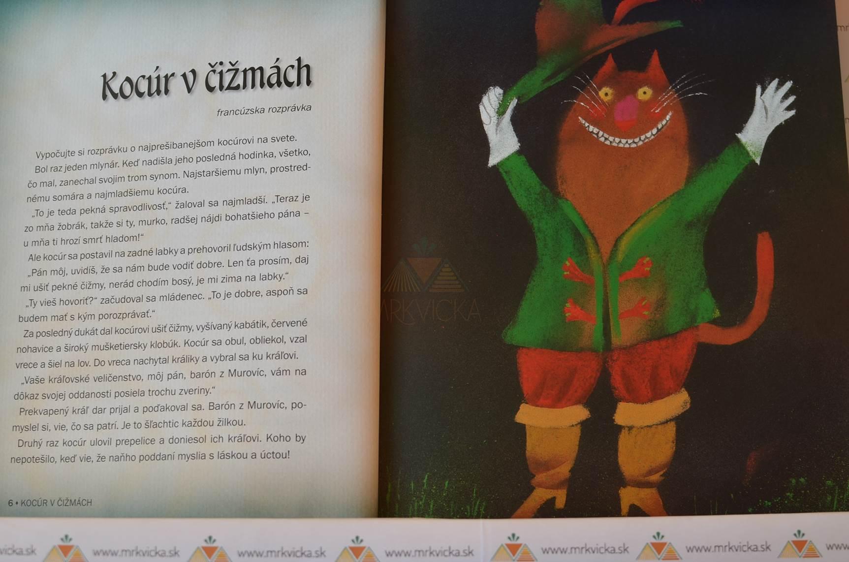 Čarodejné rozprávky pre malých kúzelníkov