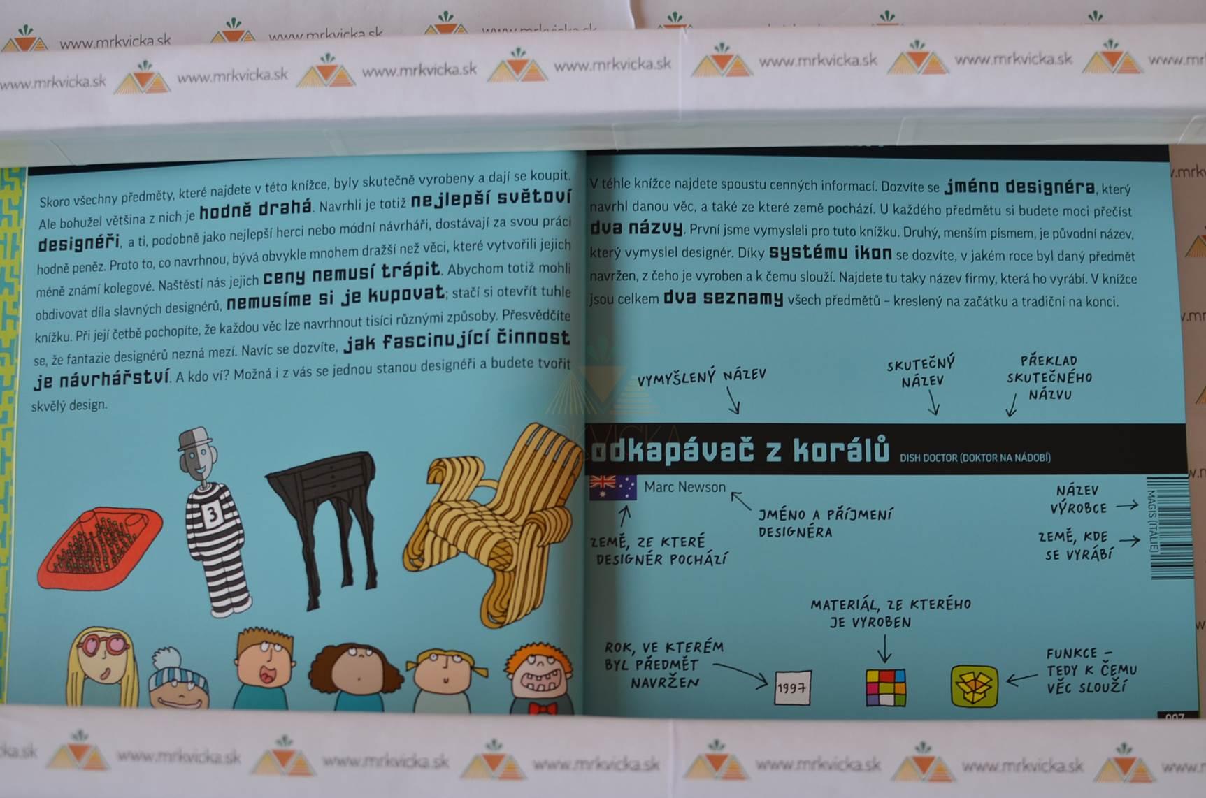 D.E.S.I.G.N.: Domácí encyklopedie seriózních i groteskních návrhů