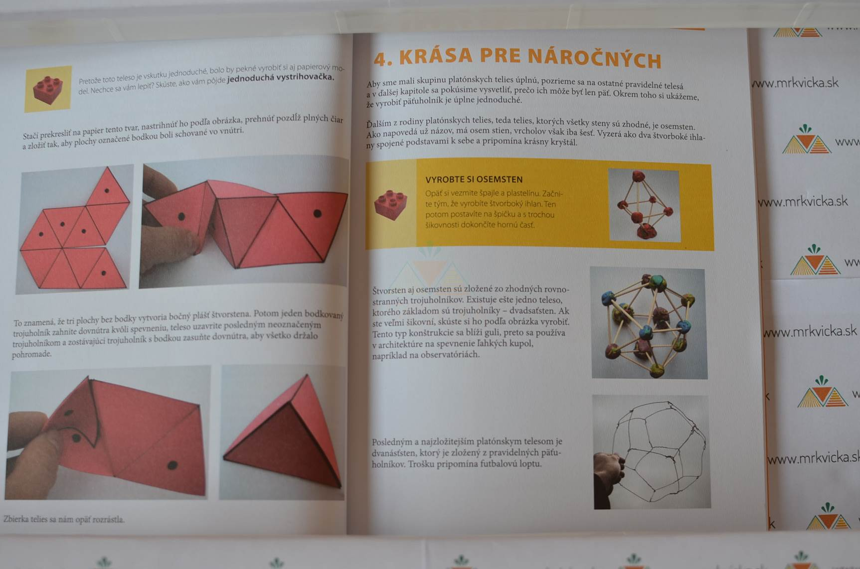 Hravá matematika: Kúzla s telesami, krivkami, číslami, tvarmi