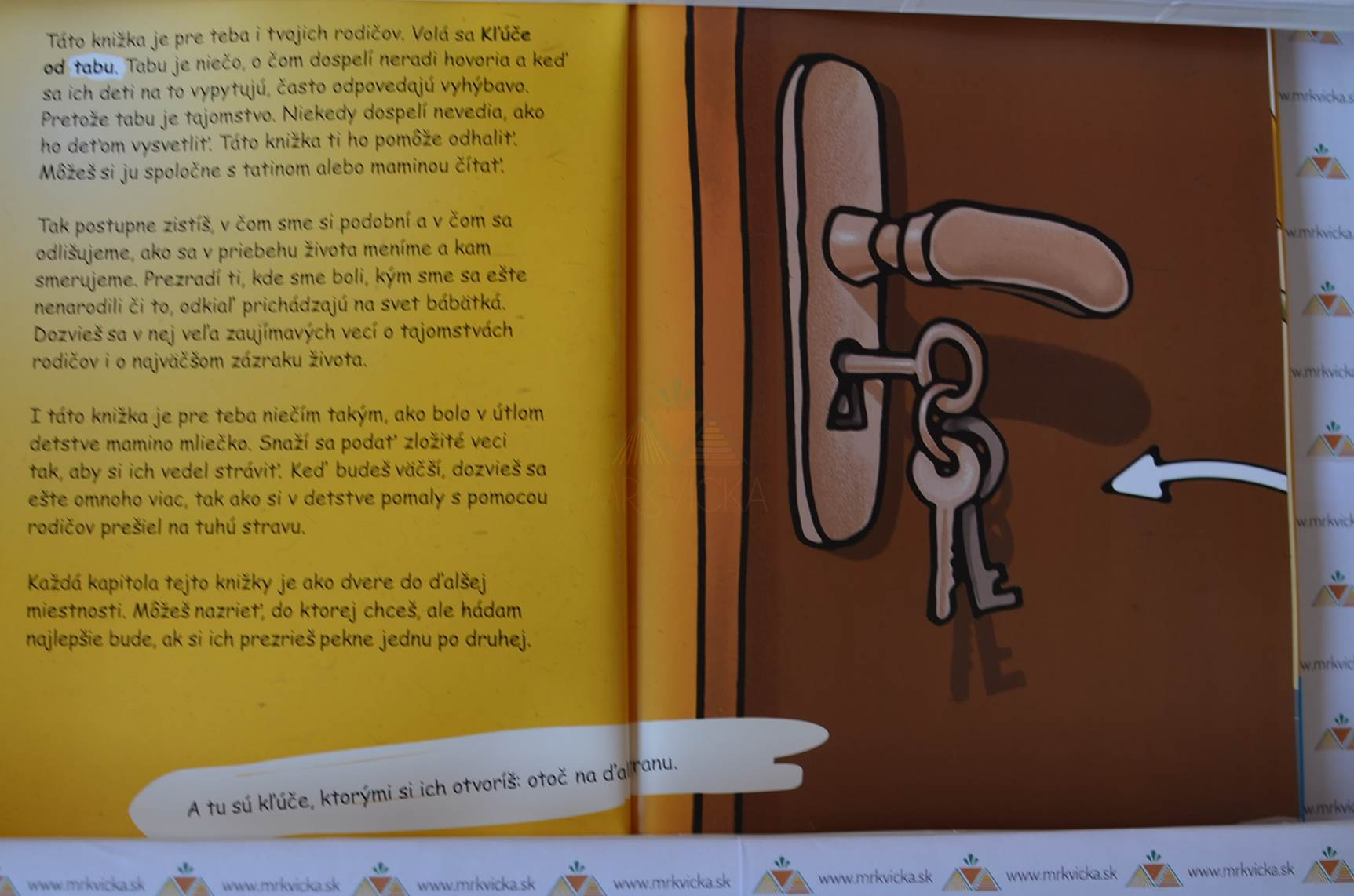 Kľúče od Tabu
