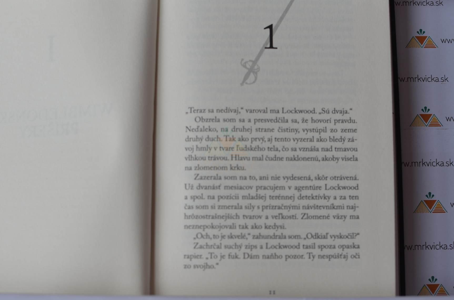 Lockwood a spol. 2 - Šepkajúca lebka