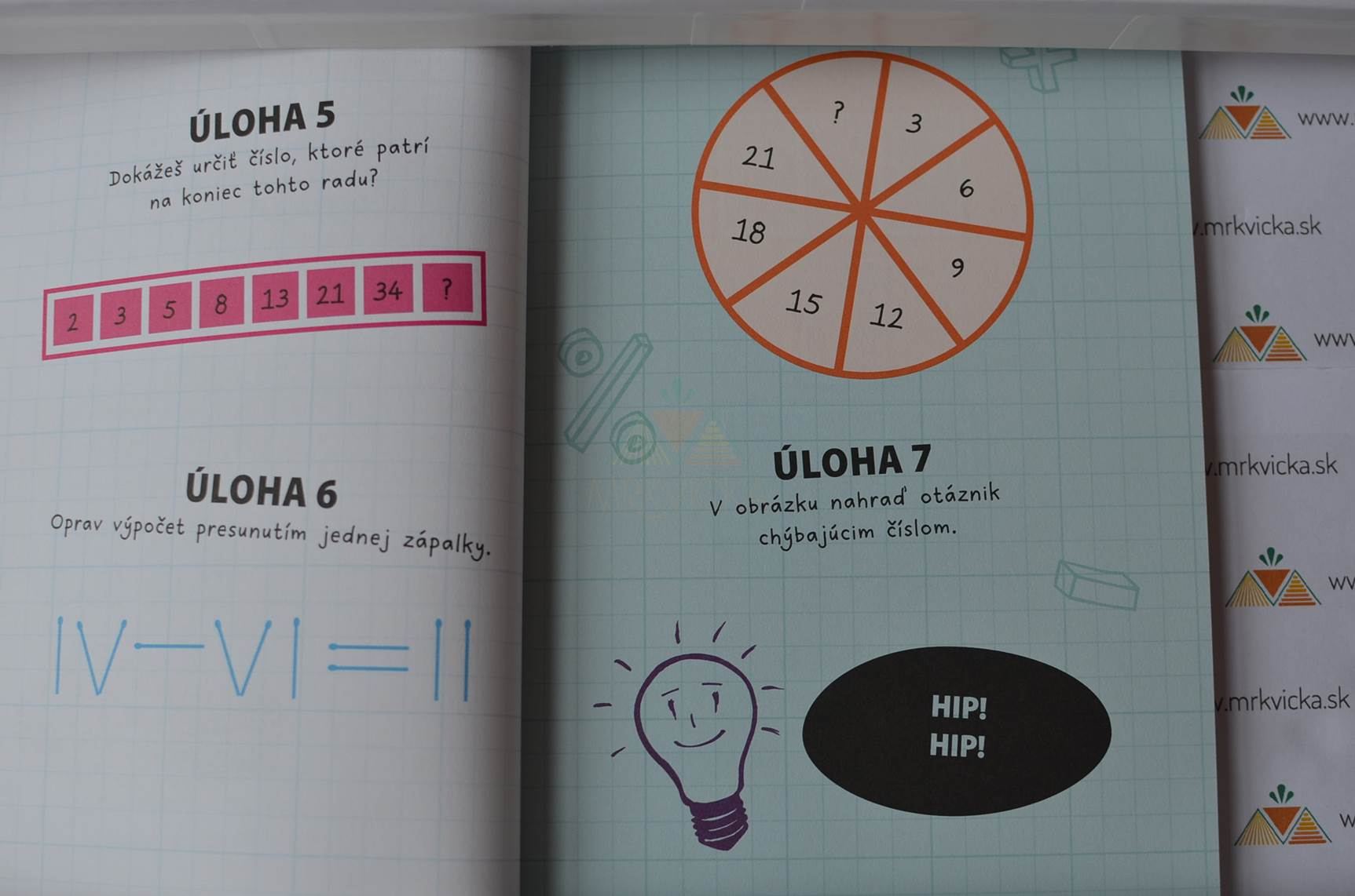 MensaKIDS -Trénuj svoj mozog 1 - hádanky, rébusy, úlohy