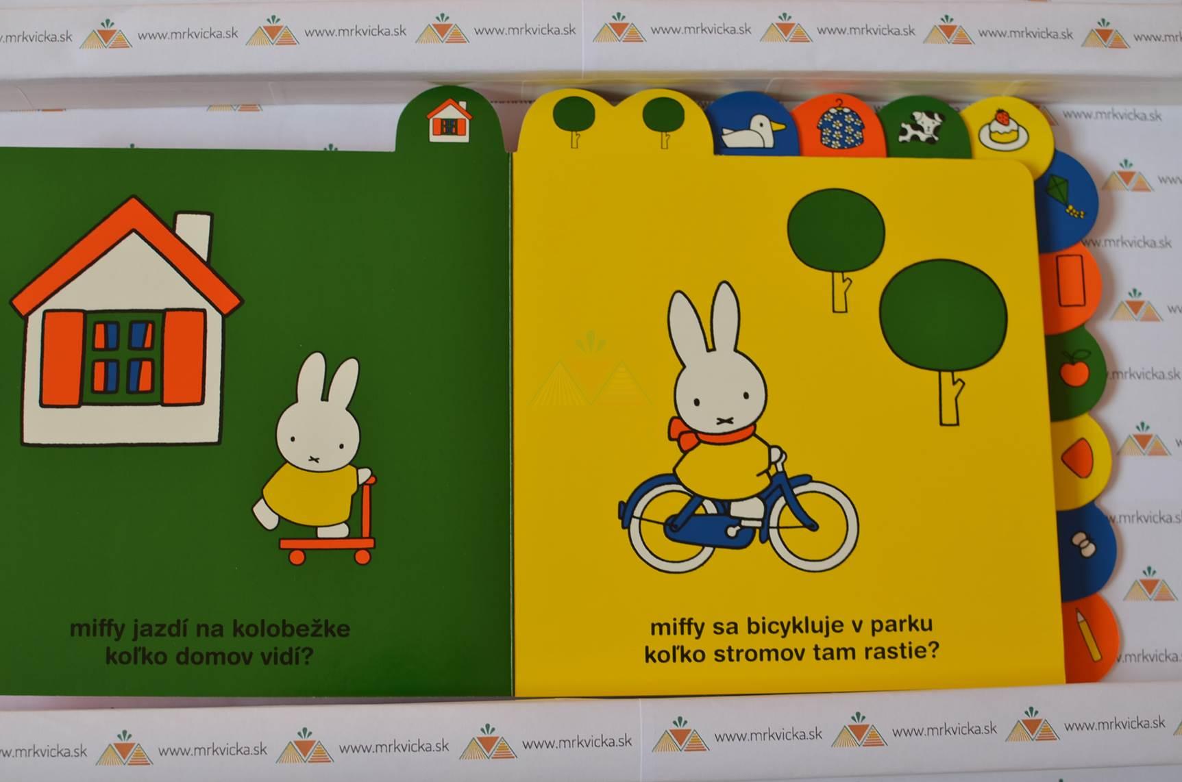 Miffy: Počítajme s Miffy