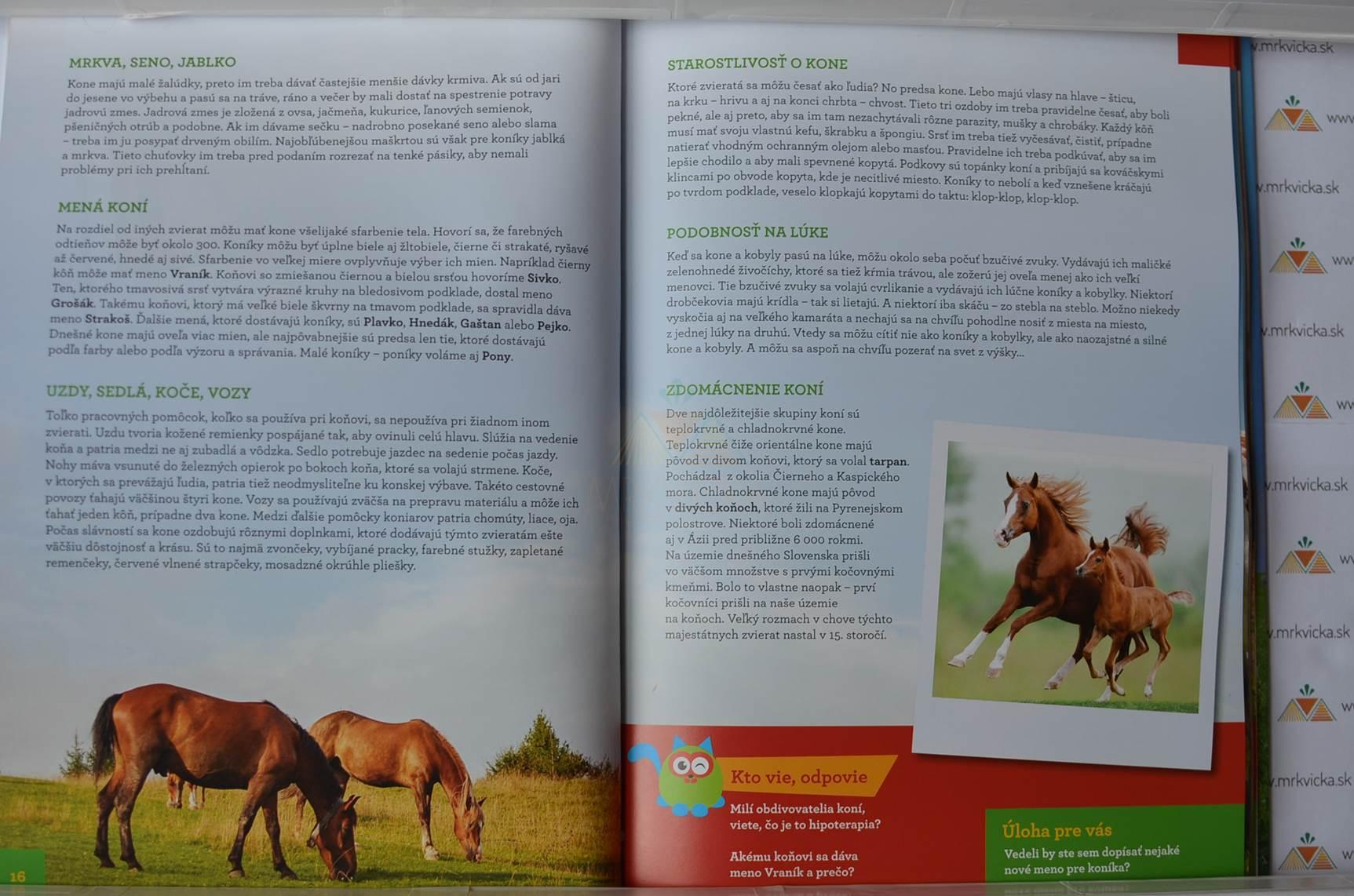 Moja kniha o zvieratkách z farmy – Kto nám pomáha