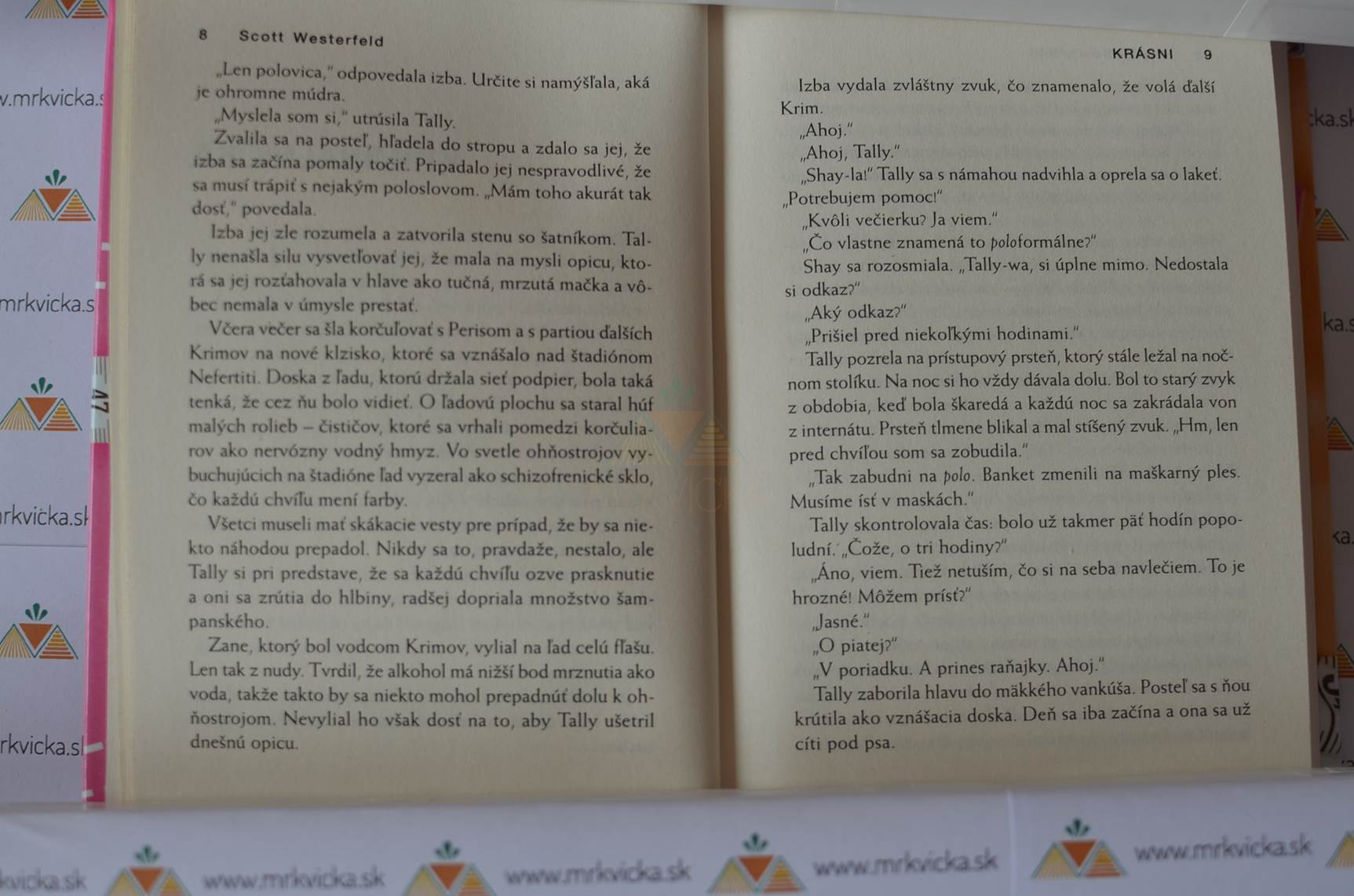 Škaredí: kniha druhá - Krásni