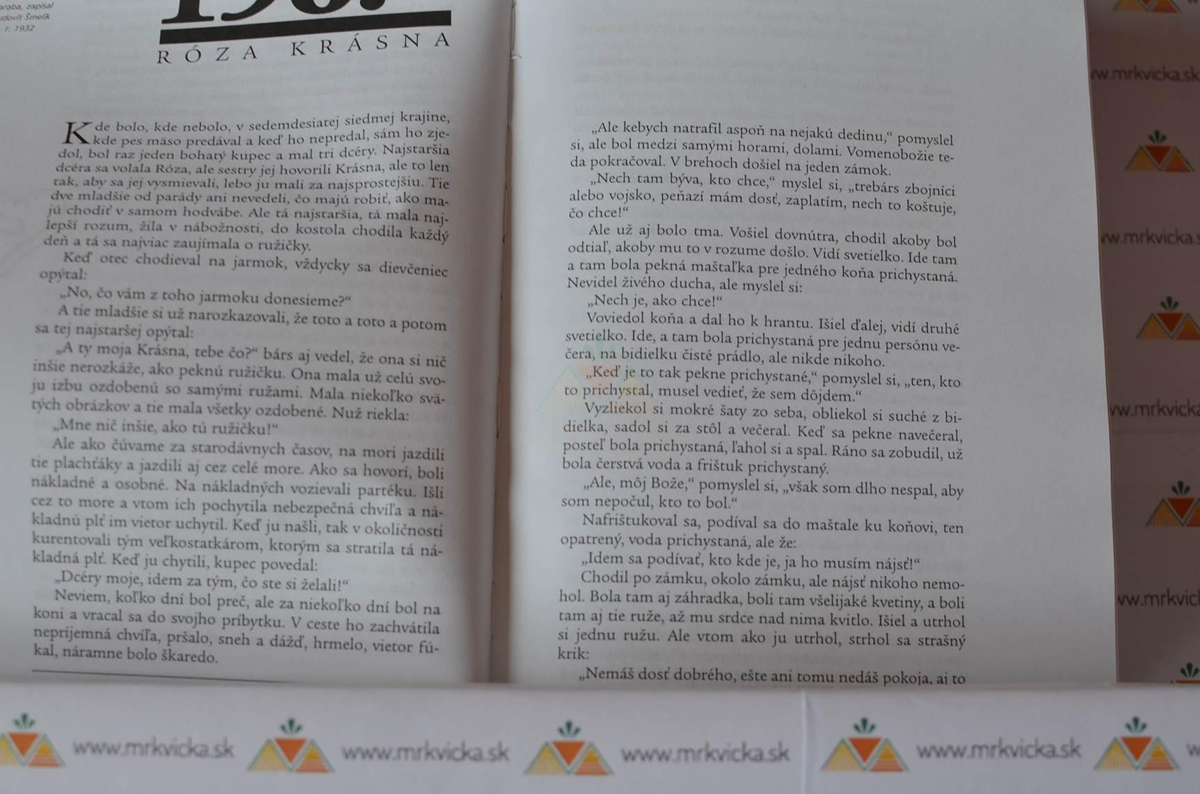 Slovenské ľudové rozprávky (2. zväzok)