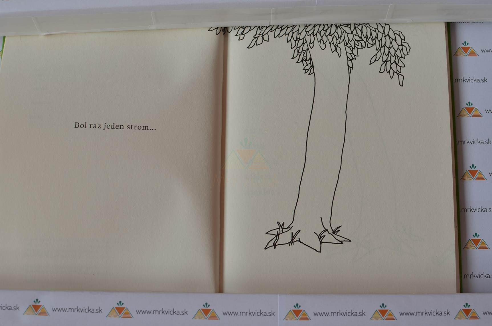 Strom, ktorý dáva