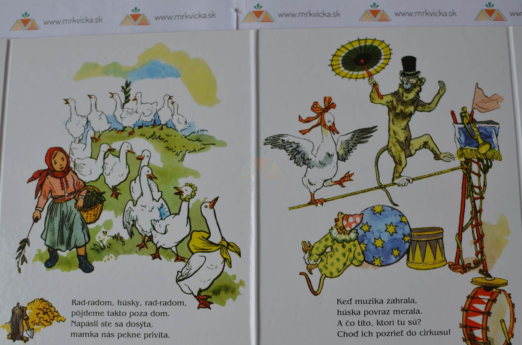 Zvieratká deťom