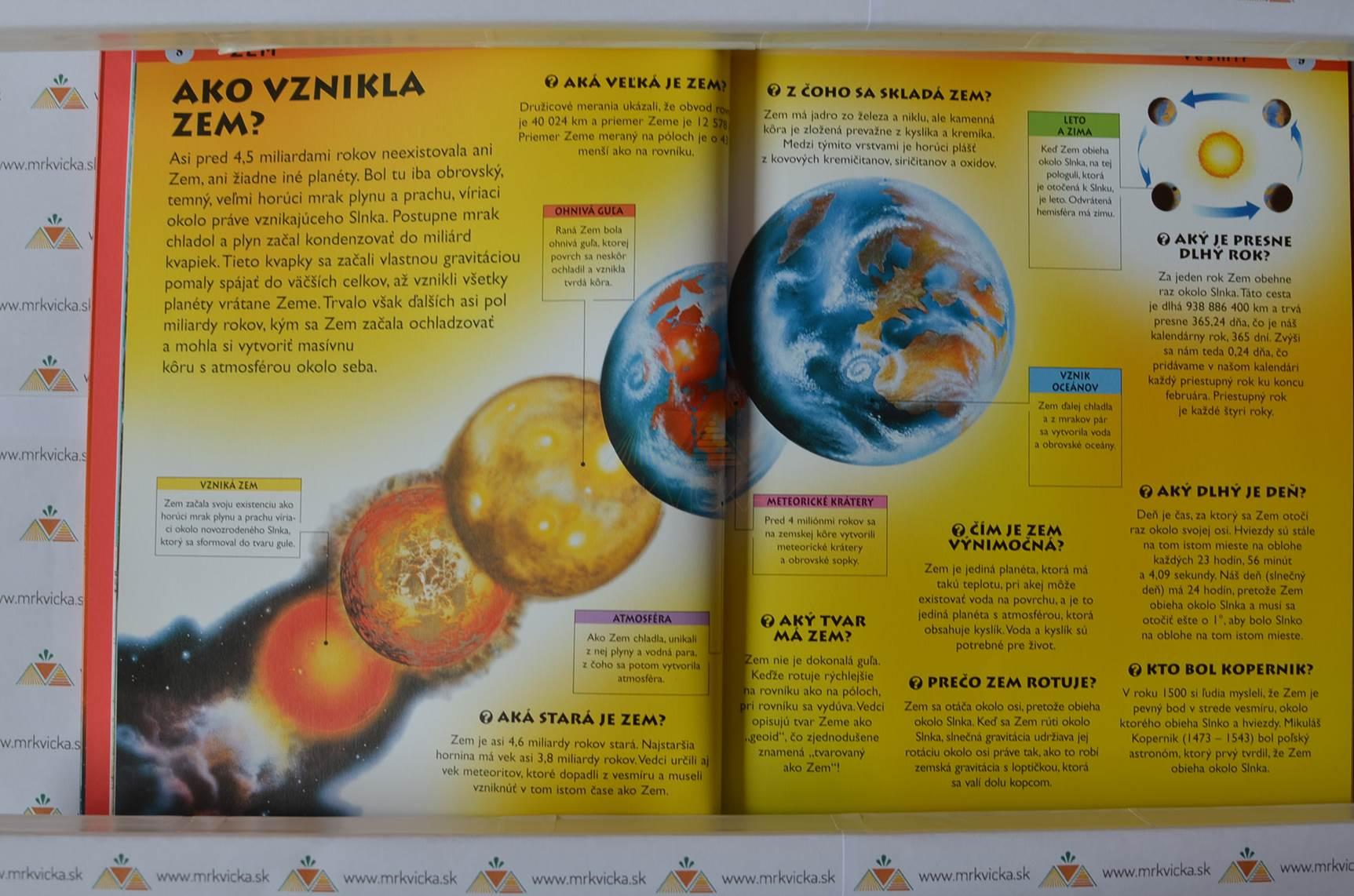 e8c5f3f1d Mrkvicka.sk, encyklopédie pre deti, Najväčšia kniha otázok a odpovedí