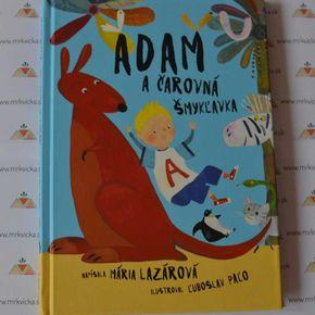 Adam a čarovná šmykľavka