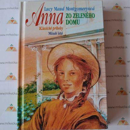Anna zo Zeleného domu (staršie vydanie)
