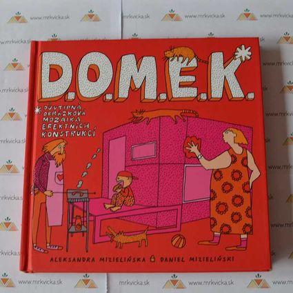 D.O.M.E.K. - Důvtipná Obrázková Mozaika Efektnich Konstrukcí