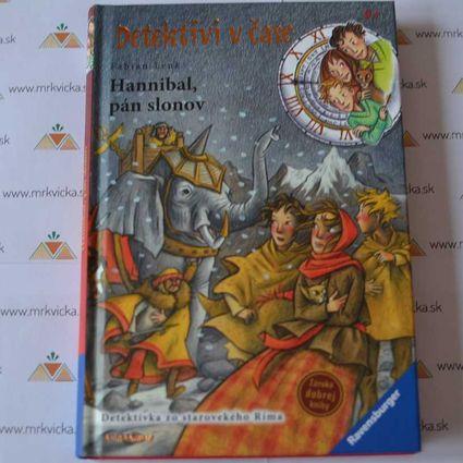 Detektívi v čase 5 - Hannibal, pán slonov
