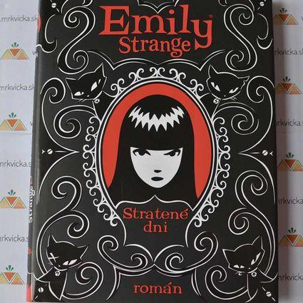 Emily Strange 1 - Stratené dni Emily Strange