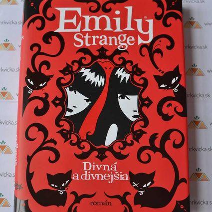 Emily Strange 2 - Divná a divnejšia