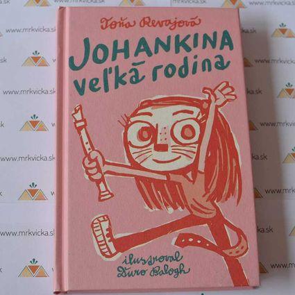 Johanka: Johankina veľká rodina