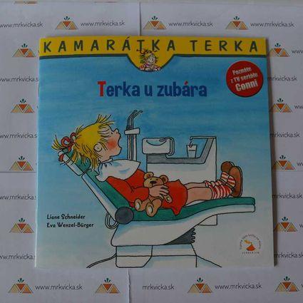 Kamarátka Terka 10 - Terka u zubára - pevná väzba