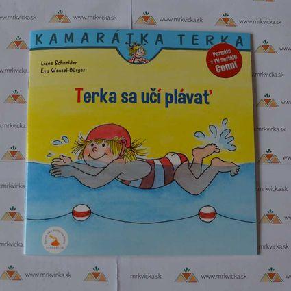 Kamarátka Terka 12 - Terka sa učí plávať - pevná väzba