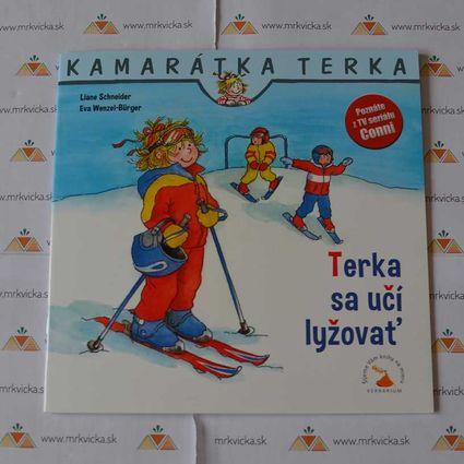 Kamarátka Terka 13 - Terka sa učí lyžovať