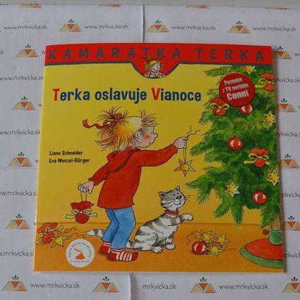 Kamarátka Terka 15 - Terka oslavuje Vianoce - pevná väzba