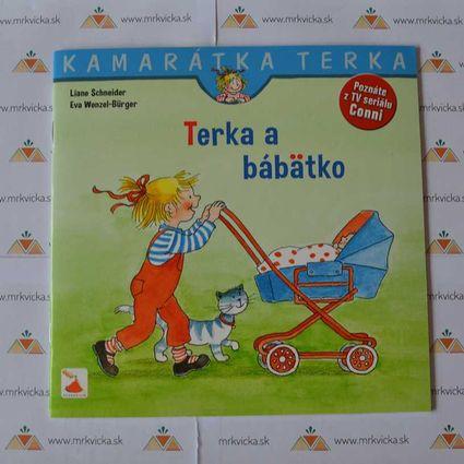 Kamarátka Terka 2 - Terka a bábätko