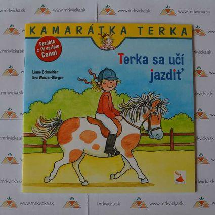 Kamarátka Terka 3 - Terka sa učí jazdiť