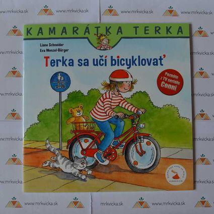 Kamarátka Terka 7 - Terka sa učí bicyklovať - pevná väzba