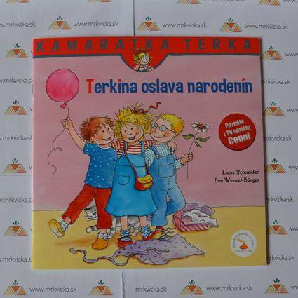 Kamarátka Terka 11 - Terkina oslava narodenín