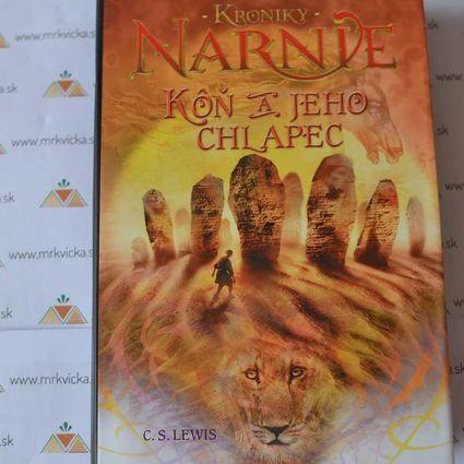 Kroniky Narnie 3 - Kôň a jeho chlapec