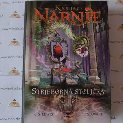 Kroniky Narnie 6 - Strieborná stolička