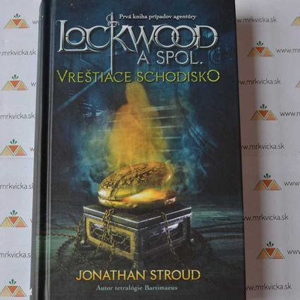 Lockwood a spol. 1 - Vreštiace schodisko