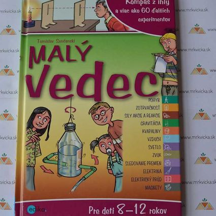 Maly vedec 2