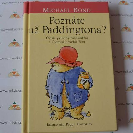 Medvedík Paddington: Poznáte už Paddingtona?