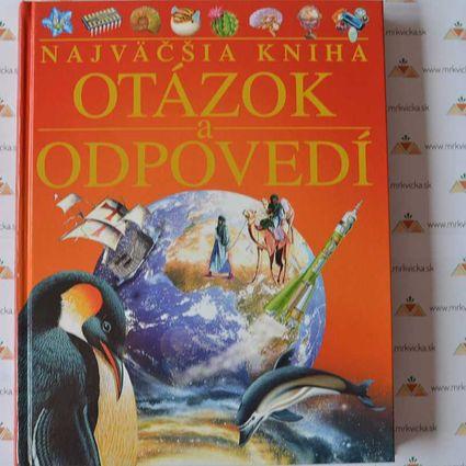 Najväčšia kniha otázok a odpovedí