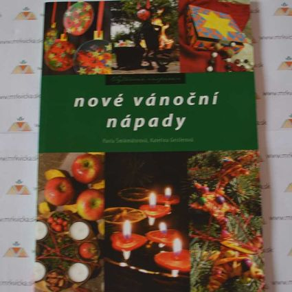 Nové vánoční nápady