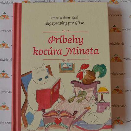 Rozprávky pre Elise 1 - Príbehy kocúra Mineta