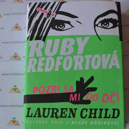Ruby Redfortová 1: Pozri sa mi do očí.