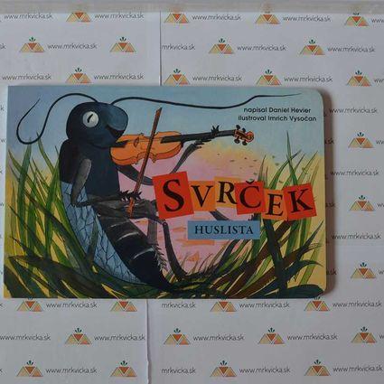 Svrček huslista