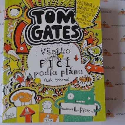 Tom Gates 3: Všetko fičí podľa plánu (tak trochu).
