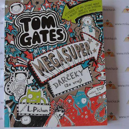 Tom Gates 6: Megasuper darčeky (že vraj).