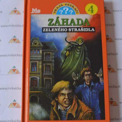 Traja pátrači 4 - Záhada zeleného strašidla