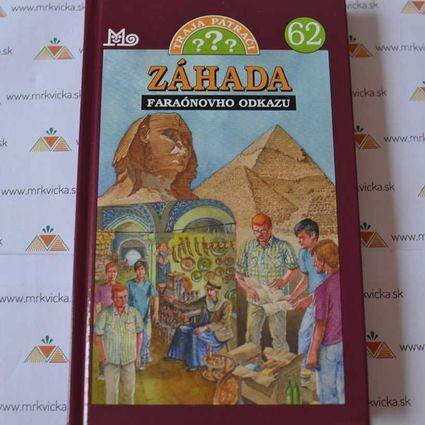 Traja pátrači 62 - Záhada faraónovho odkazu