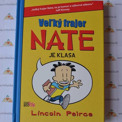 Veľký frajer Nate 1 - Je klasa