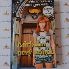 Záhada pre Adrianu: Adrianin prvý prípad