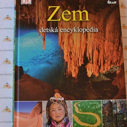 Zem - detská encyklopédia